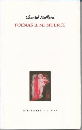 Poemas a mi muerte